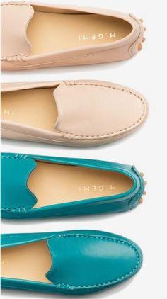 62674218b58 M.Gemi Italian Loafers