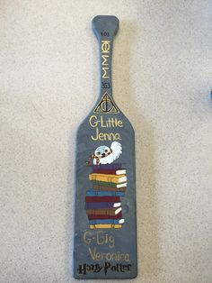 Harry Potter Paddle ✨⚡️