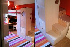 Google Image Result for http://www.casakidsblog.com/wp-content/uploads/2011/08/Loft-bed-with-steps-and-desk-under.jpg