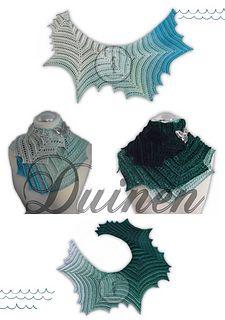 Duinen pattern by Jasmin Räsänen
