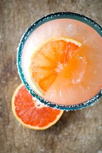 Grapefruit Margarita Recipe. Photo by Vianney Rodriguez