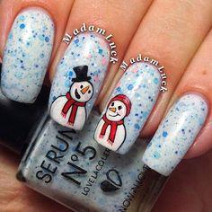 Snowmen by Madam Luck