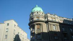 Immeuble dans le centre ville