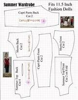 Free Vintage Barbie Sewing Patterns - Yahoo Image Search Results Diy Doll Clothes Patterns, Barbie Sewing Patterns, Sewing Clothes Women, Diy Barbie Clothes, Doll Dress Patterns, Sewing Patterns Free, Pattern Dress, Dress Clothes, Free Pattern