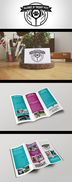 what is the size of a brochure