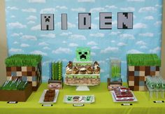 5 Minecraft Birthday Party Ideas That Will Blow Your Mind Away… With TNT