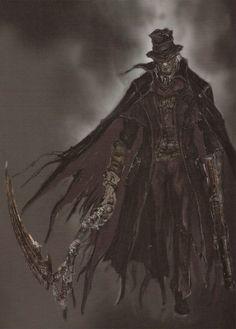 Bloodborne, Gehrman, The First Hunter