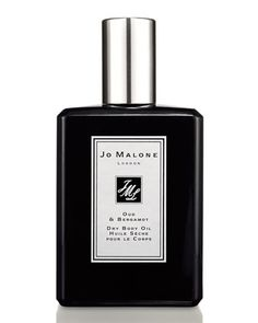 Oud & Bergamot Dry Body Oil, 100ml by Jo Malone London at Bergdorf Goodman.