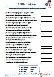 4 #Faelle #Training Arbeitsblätter / Übungen / Aufgaben für den #Grammatik- und Deutschunterricht - Grundschule.  Es handelt sich um 105 Sätze, die auf 5 Arbeitsblätter verteilt sind. In jedem Satz den richtigen Fall des fettgedruckten #Satzgliedes bestimmen. #Wortschatz 4.Klasse.  5 Arbeitsblätter + 5 Lösungsblätter