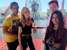 (Not so) Hidden Mickey. 😆🎡 Thank you for a magical day! Katherine Mcnamara, Shadow Hunters Tv Show, Shadowhunters Season 3, Shadowhunters The Mortal Instruments, Hidden Mickey, Supergirl, Disneyland, Celebrity Style, Tv Shows
