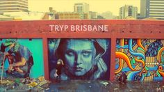 TRYP Fortitude Valley Hotel, Brisbane - Street Art Time Lapse