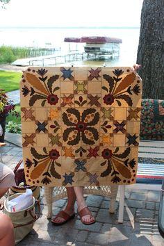 Kim Diehl quilt pattern posted on http://yellowfarmhouse.typepad.com/yellow_farmhouse/2012/08/index.html
