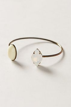 crystal cove cuff / anthropologie