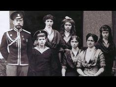 Кинохроника Царской Семьи — Footage of the Romanovs - YouTube