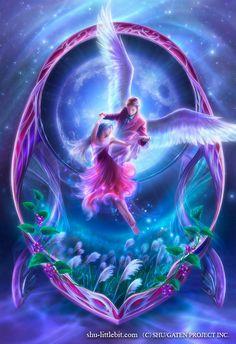 http://www.tranquilwaters.uk.com/fantasyart  Fantasy art - Page 27 - Angels - Galleries
