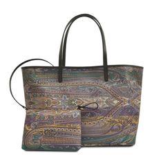 #Shoppingbag Paisley Calcutta #Etro - MONNIER Frères