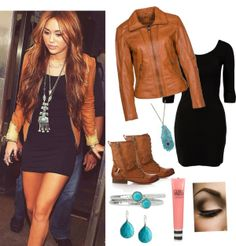 """Cute....""""remake: Miley Cyrus."""" by masenevelynnn on Polyvore ♡"""
