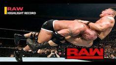 RAW HIGHLIGHT RECORD FULL SHOW: BROCK LESNAR VS GOLDBERG ||WWE RAW 15 NOVEMBER 2016