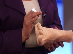 The Doctors TV Show - What Your Feet May Be Saying About Your Health