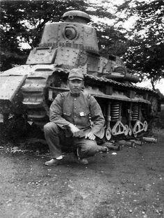 Renault-othu 1 - ルノーNC型戦車 - Wikipedia