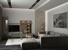 Zeitlose Wohnzimmer Wohnideen U2013 Coole Realistische 3d Visualisierungen  #coole #realistische #visualisierungen #wohnideen