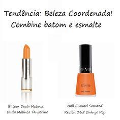 Beleza Coordenada #orange