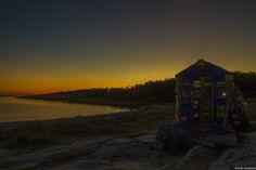 Storesand after sunset, Hvaler, Norway Copyright: Heidi Femmen