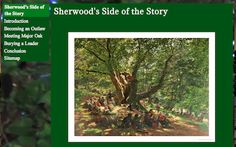 Online Course Lady: E-Storybook Central: Past Storybooks: Myth-Folklore