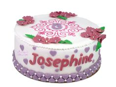 Sweet Girly Cake