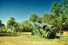 Corregidor Canon in Philippines