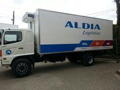 branding aldia logistics