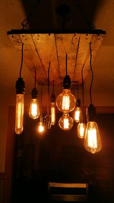 I love the way these bulbs look.  I only had one that was not working.....