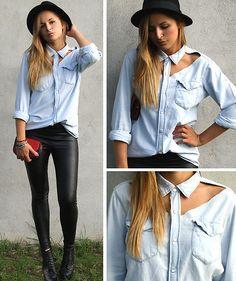 diy shirt inspiration