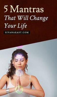 These ancient mantras have transform ed billions of lives throughout history....will you let them transform yours?