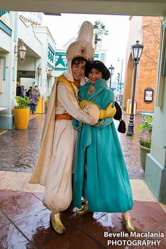 Jasmine & Aladdin | Flickr