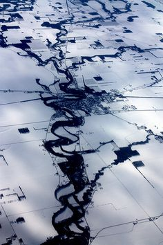 Somewhere over Ohio by Tim Gage #Photography #Aerial_Photography #Patterns