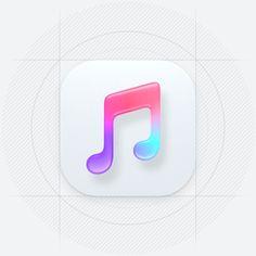App Icon Design, Ui Design Inspiration, Clock Icon, 3d Printed Objects, 3d Icons, Typography Logo, Logos, Ios Icon, Design Language