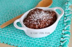 Let's Eat! | Chocolate Chia Pudding