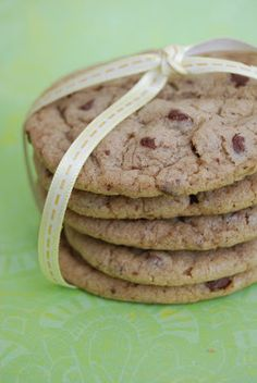 Lovin' From The Oven: Best Big, Fat, Chewy Chocolate Chip Cookies