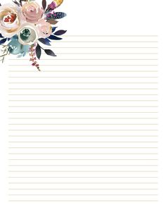 Get 10 stationery papers of this cute boho stationery set! High Quality Pdfs and easy to print. Printable Lined Paper, Free Printable Stationery, Printable Scrapbook Paper, Printable Letters, Lined Writing Paper, Stationery Paper, Note Paper, Planner, Stationary Design