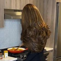 Blonde Hair With Highlights, Brown Blonde Hair, Blonde Balayage, Blonde Honey, Color Highlights, Beautiful Long Hair, Gorgeous Hair, Medium Hair Styles, Curly Hair Styles