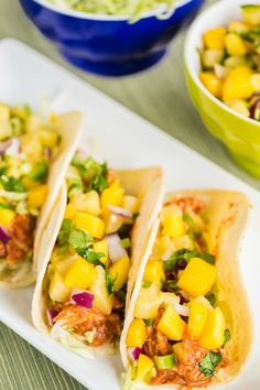 This delicious recipe for Mango Chicken Wraps is hands down my one of my very favorite recipes!