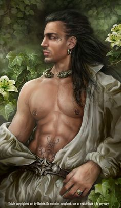 The father of Selenia and Calista, husband to the Fae Princess El'ya. A traditional practitioner of sorcery, he is one of the only ones left to actually possess the talents that their ancestors once had. He refuses to teach his daughters as he fears something will go wrong and he will lose them as he lost their mother.