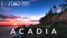 """The brothers behind """"More Than Just Parks: Acadia"""" want their videos to inspire viewers to visit and take part in the preservation of our national parks. Bodega Bay Camping, Camping In Maine, Camping In Texas, Acadia National Park Camping, Grand Canyon Camping, Yellowstone Camping, Arcadia National Park, National Parks, Best Places To Camp"""