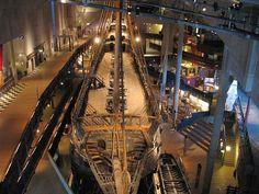 Vasa: un buque de guerra recuperado para un museo   Destino Infinito