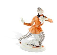 """Tänzer """"Russisches Ballett"""", H 24 cm"""