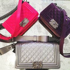 Boy bag beauties at @fashionphile  | Use Instagram online! Websta is the Best Instagram Web Viewer!