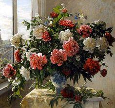 Fleurs et jardins en peinture - Page 15