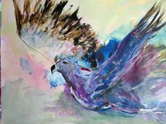 IMG_20170804_174302.jpg (1600×1200) Vogel. Elly van Doorn