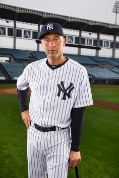 Jeter's 40-year-old season - his last - offers the Yankees captain to go out with the bang. He'll hit the big 4-0 on June 26, which is a day off for the Bombers.